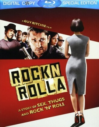 Rock 'N' Rolla (2008) (Special Edition)