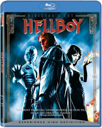 Hellboy (2004) (Unrated)