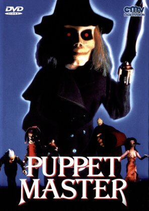 Puppet Master (1989) (Cover A, Kleine Hartbox, Unrated)