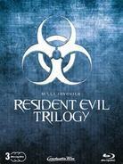 Resident Evil Trilogy (Steelbook, 3 Blu-rays)