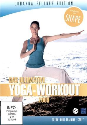 Johanna Fellner Edition - Das ultimative Yoga-Workout 2009
