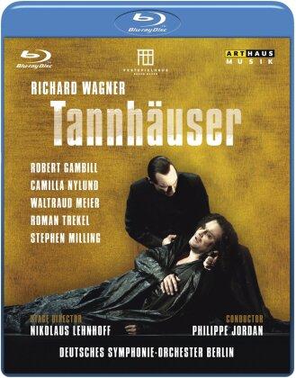 Deutsches Symphonie-Orchester Berlin, Philippe Jordan, … - Wagner - Tannhäuser (Arthaus Musik)