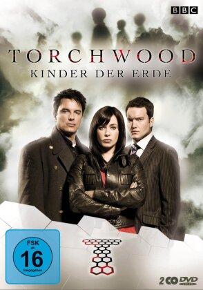 Torchwood - Staffel 3 - Kinder der Erde (2 DVDs)