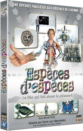 Espèces d'espèces (Collector's Edition, 2 DVD)