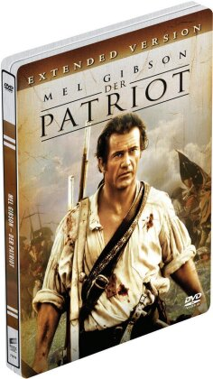 Der Patriot (2000) (Extended Edition, Steelbook)