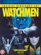 Watchmen (2009) (Director's Cut, 2 Blu-rays)