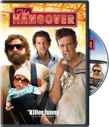 The Hangover - (Rated) (2009)