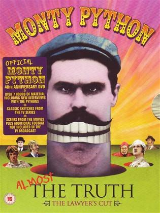 Monty Python - Almost the Truth: The Lawyer's Cut (3 DVDs)