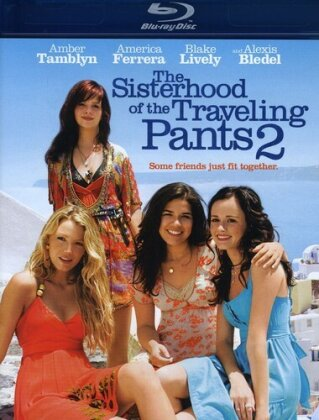 Sisterhood Of The Traveling Pants 2 (2008) (2 Blu-ray)