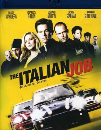The Italian Job (2003) (Special Collector's Edition)