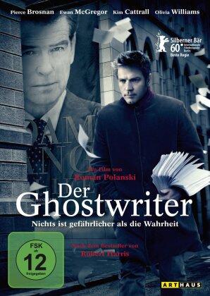 Der Ghostwriter (2010) (Arthaus)