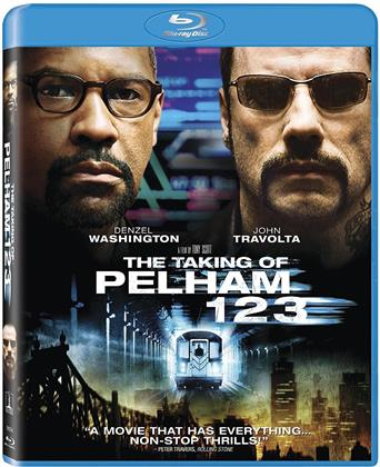 The Taking of Pelham 123 (2009) (2 Blu-rays)