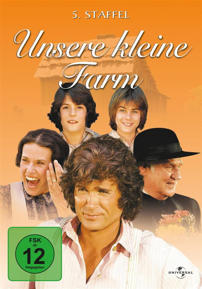 Unsere kleine Farm - Staffel 5 (6 DVD)