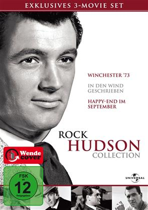 Rock Hudson Collection - Exklusives 3-Movie Set (3 DVDs)