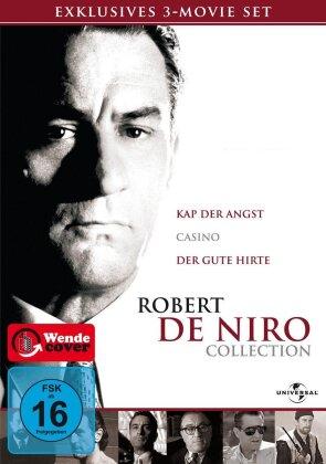 Robert De Niro Collection - Kap der Angst / Casino / Der gute Hirte (3 DVDs)