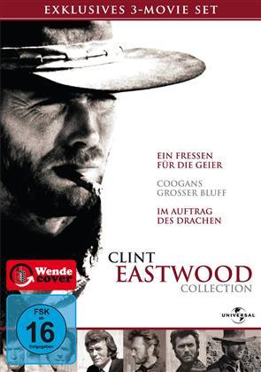Clint Eastwood Collection - Ein Fressen.../ Coogans grosser Bluff / Im Auftrag des Drachen (3 DVDs)