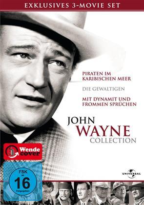 John Wayne Collection - Exklusives 3- Movie Set (3 DVDs)