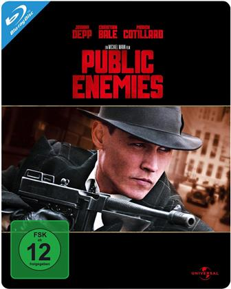 Public Enemies (2009) (Limited Edition, Steelbook)