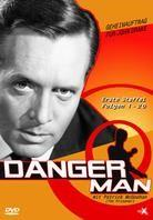 Danger Man - Staffel 1.1 (4 DVDs)