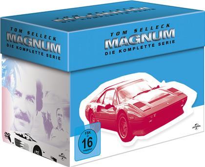 Magnum - Die komplette Serie (44 DVDs)