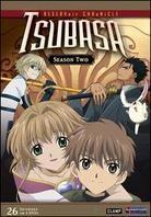 Tsubasa: Reservoir Chronicle - Season 2 (4 DVDs)