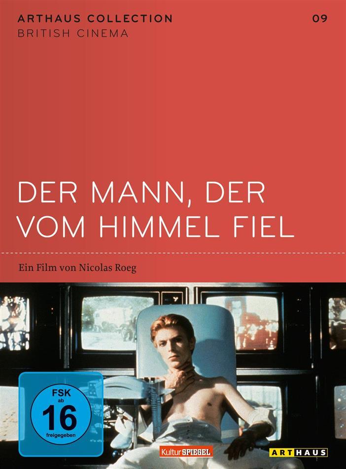 Der Mann, der vom Himmel fiel - (Arthaus Collection - British Cinema 9) (1976)