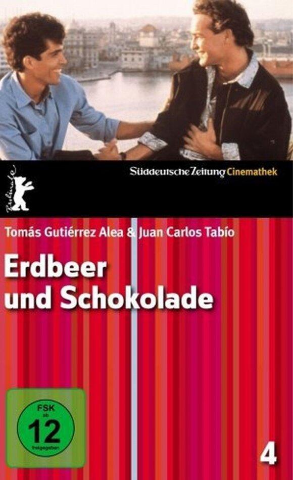 Erdbeer & Schokolade - SZ-Cinemathek Berlinale Nr. 4