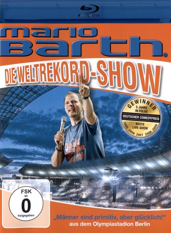 Mario Barth - Die Weltrekord-Show - Männer sind primitiv, aber glücklich!