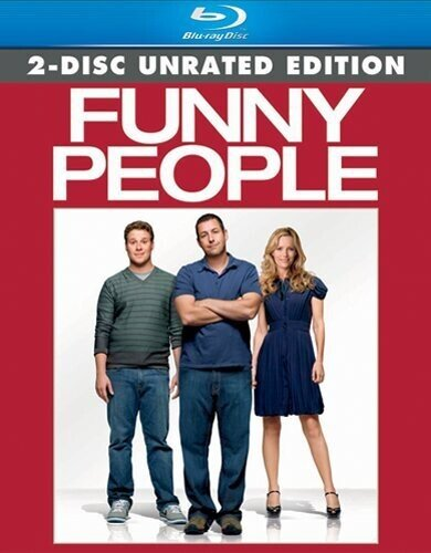 Funny People (2009) (Special Edition, 2 Blu-rays)
