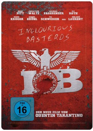 Inglourious Basterds (2009) (Limited Edition, Steelbook)