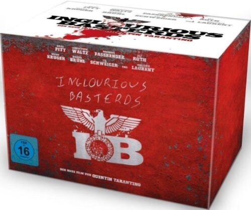 Inglourious Basterds (2009) (Box, Limited Collector's Edition)
