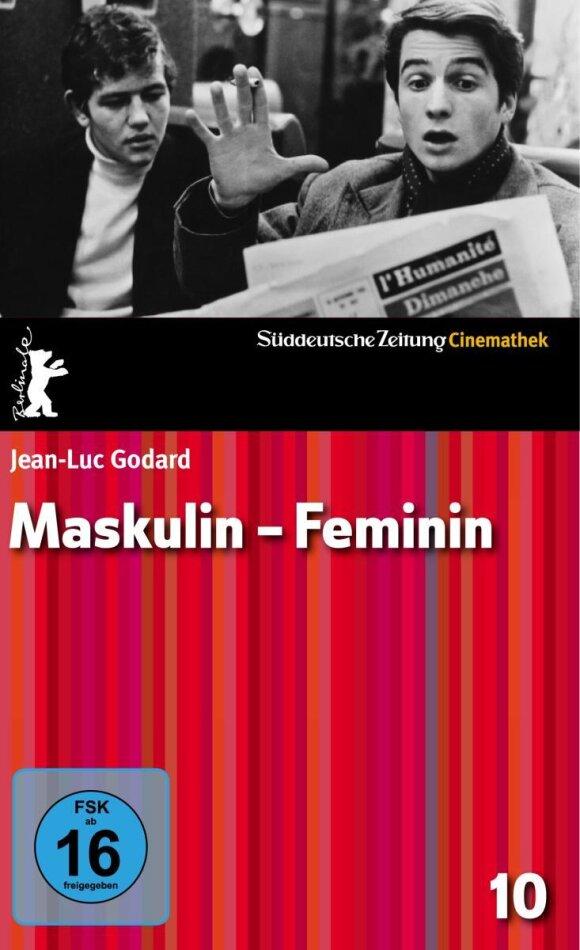 Maskulin - Feminin - SZ-Cinemathek Berlinale Nr. 10 (1965)