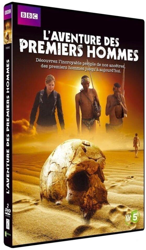 L'aventure des premiers hommes (BBC, 2 DVDs)
