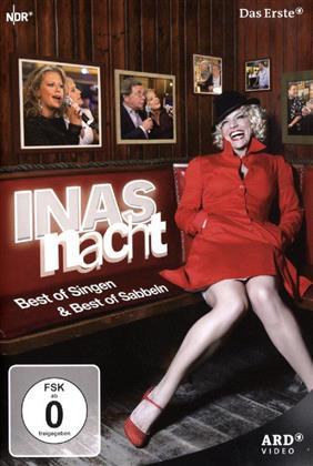 Inas Nacht - Best of Singen & Best of Sabbeln (2 DVDs)