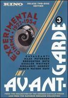 Avant Garde - Experimental Cinema, Vol. 3 - 1922-1954 (2 DVDs)