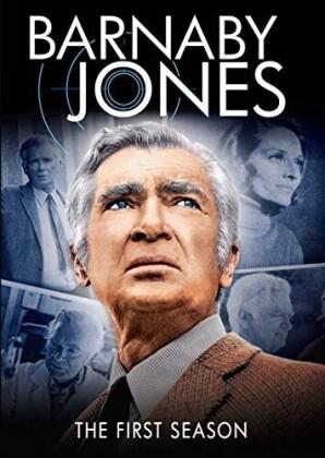Barnaby Jones - Season 1 (3 DVD)