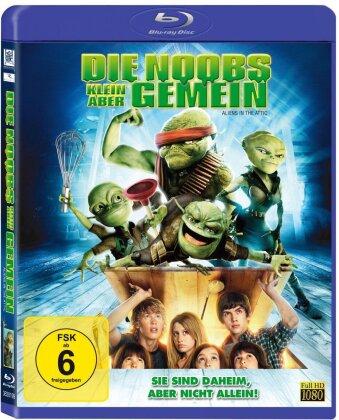 Die Noobs - klein, aber gemein - Aliens in the Attic (2009) (2009)