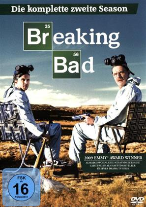 Breaking Bad - Staffel 2 (4 DVDs)