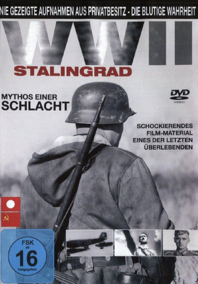WWII - Stalingrad - Mythos einer Schlacht (s/w)