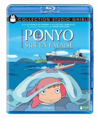 Ponyo sur la falaise - Gake no ue no Ponyo (2008)