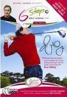 Six steps to better Golf