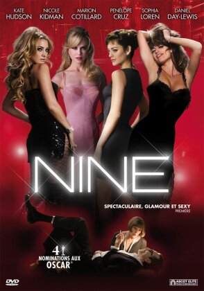 Nine (2009) (Collector's Edition, 2 DVDs)