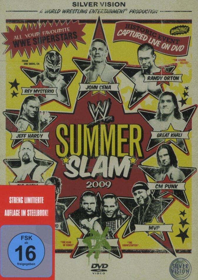 WWE: Summerslam 2009 (Steelbook)