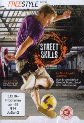 Street Skills - Freestyle Take One
