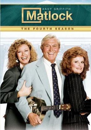 Matlock - Season 4 (6 DVDs)
