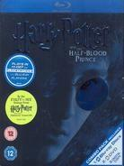 Harry Potter and the Half-Blood Prince (2009) (3 Blu-rays + DVD)