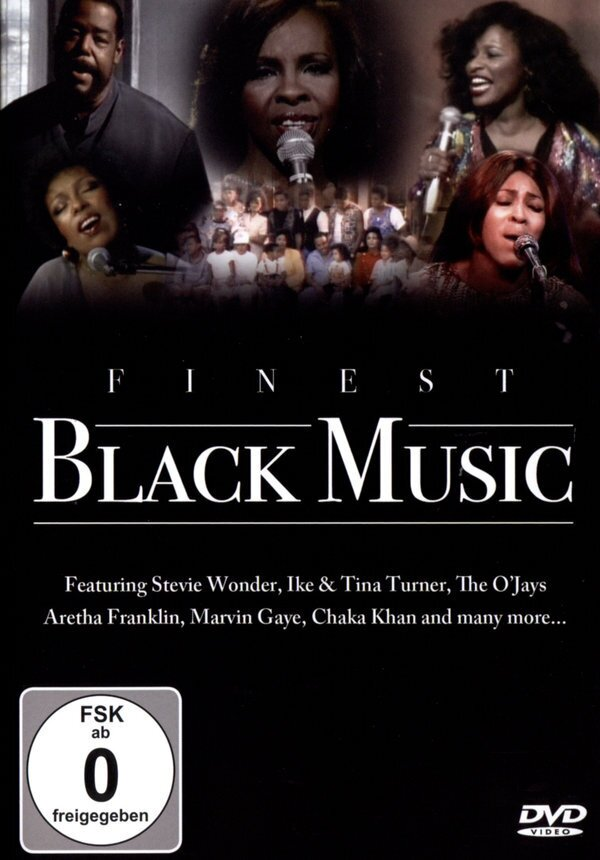 Various Artists - Finest Black Music