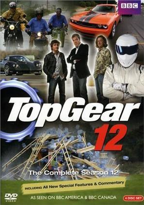 Top Gear - Season 12 (4 DVDs)