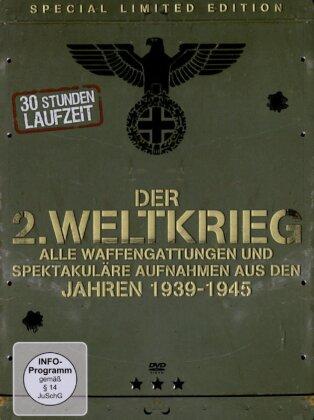 Der 2. Weltkrieg - Alle Waffengattungen... (Steelbook, 6 DVDs)