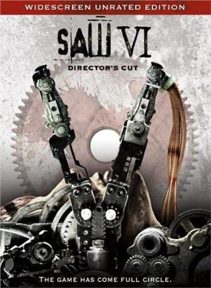 Saw 6 (2009) (Director's Cut, Unrated, 2 DVD)